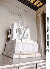 像, の, アブラハム・リンカーン, ∥において∥, リンカーンの記念物