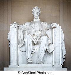 像, の, アブラハム・リンカーン