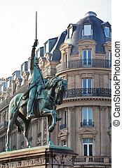 像, の, ワシントン, 中に, パリ