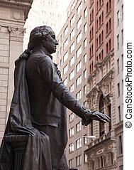 像, ジョージ・ワシントン, 連邦である, ホール
