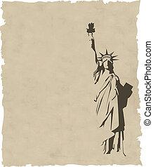 像, 自由