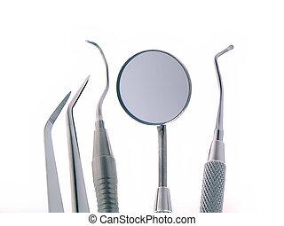 儀器, 牙齒