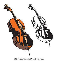 儀器, 音樂