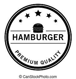 優れた, バーガー, 品質