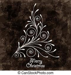 優雅である, クリスマス, 背景