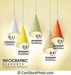 優雅である, infographic, デザイン