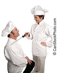 先生, cooks-a-lot