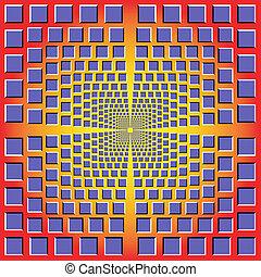 光学 錯覚