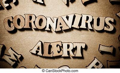 光景, 概念, coronavirus
