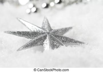 光沢がある, 星, クリスマス