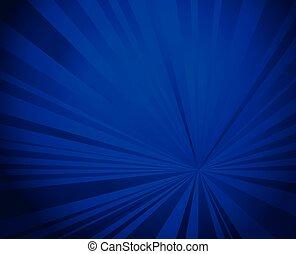 光線, 抽象的, ねじり, 背景, 放射状, 流行, 渦巻