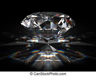 光輝, 鑽石
