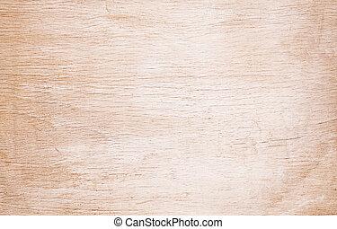 光, 木 紋理