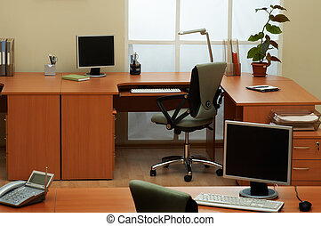 光, 現代, 辦公室