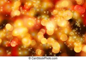 光, 聖誕節, 背景
