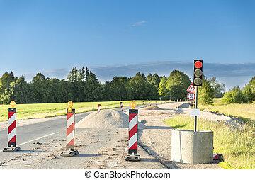 障礙物, 越野長跑. 繼續脫開, 區域, 塑料, 越野長跑, 維護, 車輛 ...