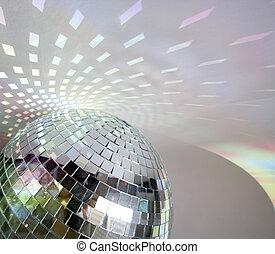 光, discoball