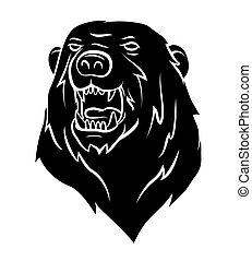 入れ墨, 熊