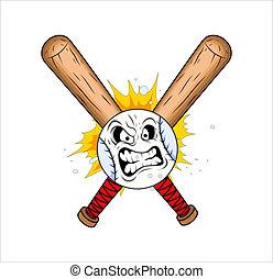 入れ墨, 野球