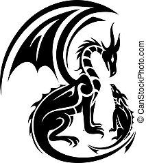 入れ墨, 2, ドラゴン