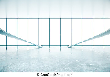 內部, 由于, 樓梯, 以及, 不, 看法