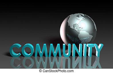 全球性社區