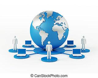 全球的网絡
