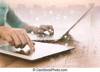 全球的聯系, 網際網路