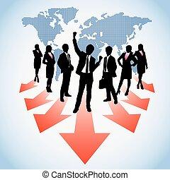 全球, 人力資源