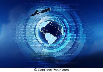 全球, 因特网, 概念