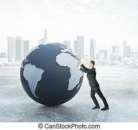 全球, 概念, 事務
