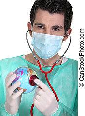 全科醫師, 由于, 全球
