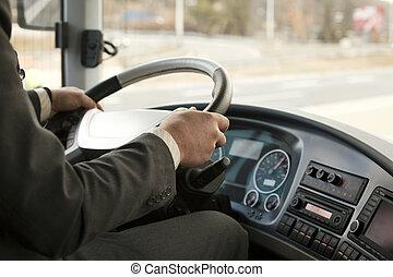 公共汽車駕駛員