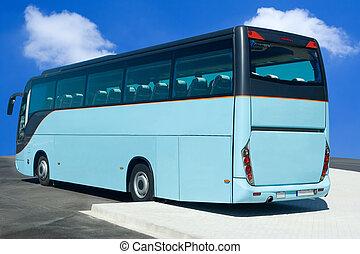 公共汽車, 旅游