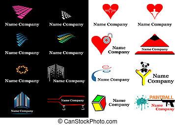 公司, 標識語, 設計