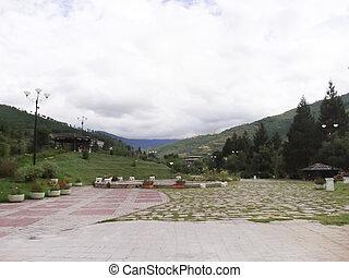 公園, ブータン