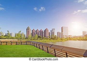 公園 都市