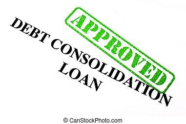 公認, 負債, 強化, ローン