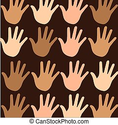 共同体, multiethnic