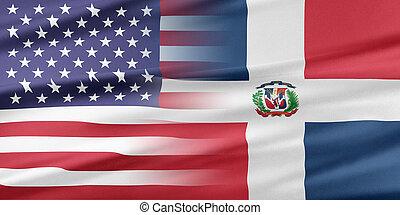 共和国, ドミニカ人, アメリカ