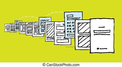 共有, 文書, /, 選り抜き, そして, 編集, ページ, ∥あるいは∥, 印刷, 列