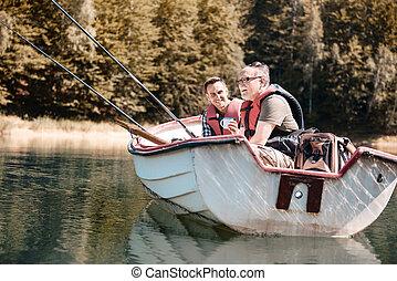 共通, ∥(彼・それ)ら∥, 釣り, 趣味
