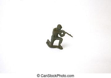 兵士, おもちゃ