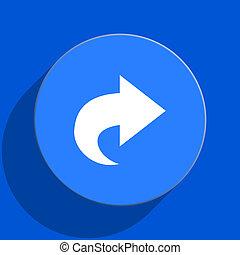 其次, 藍色, 网, 套間, 圖象