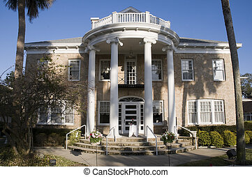具有历史意义, 在中的家, 可可粉, 佛罗里达