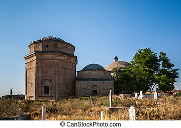 具有历史意义, 坟墓, 从, 土耳其人, 时代