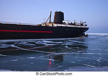 具有历史意义, 船, 在中, 克利夫兰