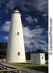 具有历史意义, ocracoke, 光