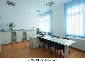 内部, オフィス