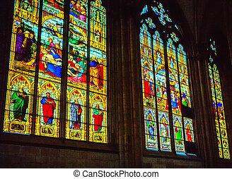 内部, オーデコロン, ドイツ, 大聖堂